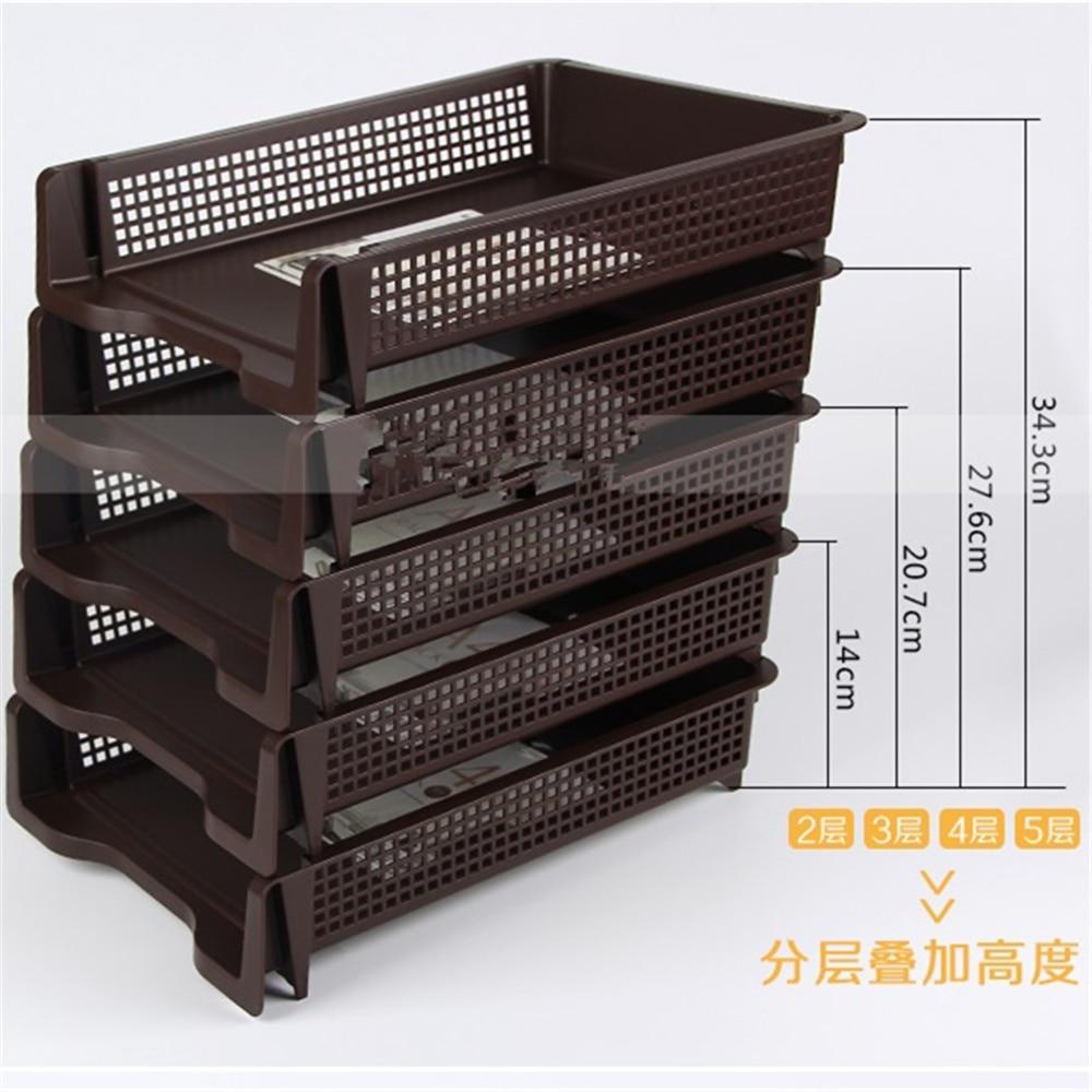 Paper Tray Doent Storage Box Plastic