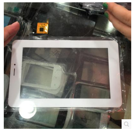 Nueva pantalla táctil capacitiva de la tableta de 7 pulgadas HOTATOUCH C192119A3-FPC-679DR-03 envío gratis