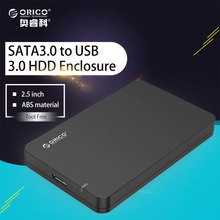 Mobile Storage Solution ORICO 2 5 SATA 3 to USB 3 0 Hard Drive SSD External