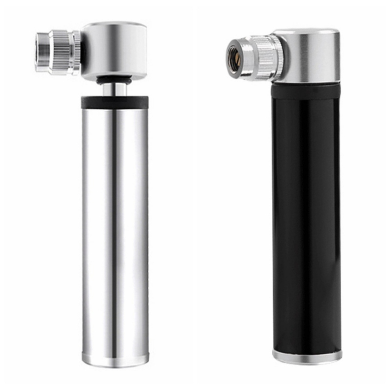 Handheld Bicycle Pump Portable Bicycle Tire Inflator Alloy 120PSI Pressure Hand Pump MTB Mountain Bike Bicycle Pump in Bicycle Pumps from Sports Entertainment