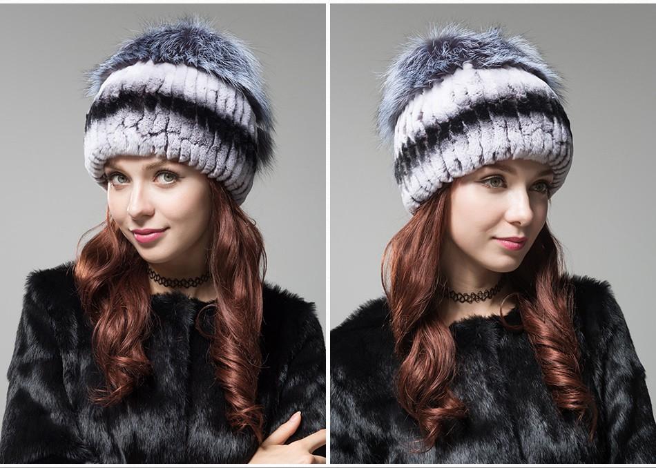 women\'s hats fur PCM002 (18)
