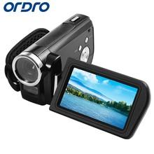 Ordro HDV-Z3 WIFI 1080P Full HD Digital Video Camera Camcorder 24MP Recoding 3 0 LCD Screen Reflex Professional Video tanie tanio Elektroniczna stabilizacja obrazu Do użytku domowego 24000000 DYSK twardy pamięć Flash 1 3 2 cala Z RADZYNO 1080P (Full-HD)