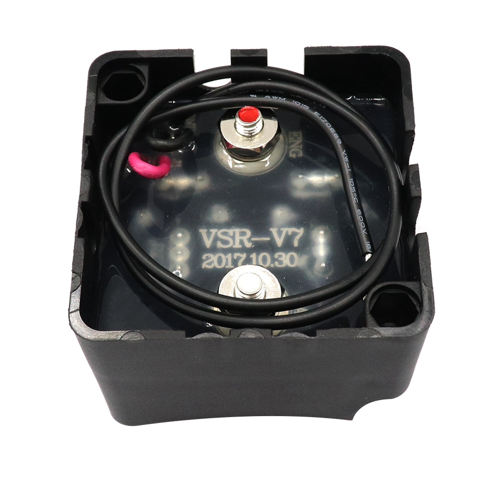 Voltage Sensitive Relay Automatic Charging Relay 125A Dual Battery Isolator (VSR) цена