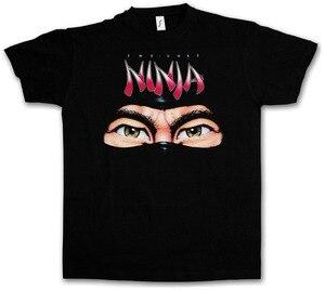 The Last Ninja T-Shirt  Retro Game Nerd Fun Newest 2020 Men'S Fashion Hipster Tees Summer Mens T Shirt Funny Cotton Tee