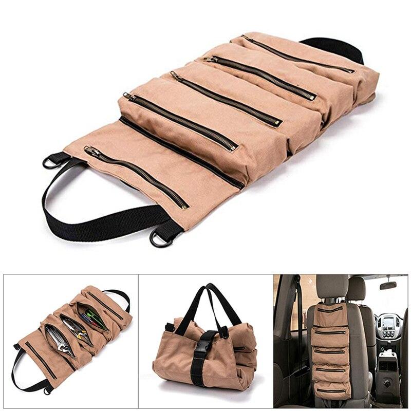 Werkzeugtaschen Werkzeug Organisatoren Hart Arbeitend Multifunktionale Werkzeuge Tasche Electricist Carpenter Multi Taschen Faltbare Hand Tasche Clh @ 8