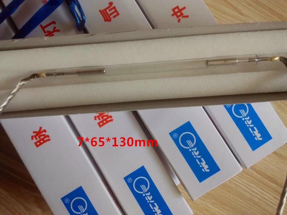 7*65*130mm Xenon/Flash/glass/shut lamp IPL for sale 7 65 130mm ipl xenon lamp e light glass lamp shr flash lamp
