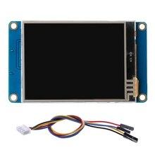 """2.8 """"TJC HMI TFT lcd ekran modülü 320x240 ahududu Pi için dokunmatik ekran"""