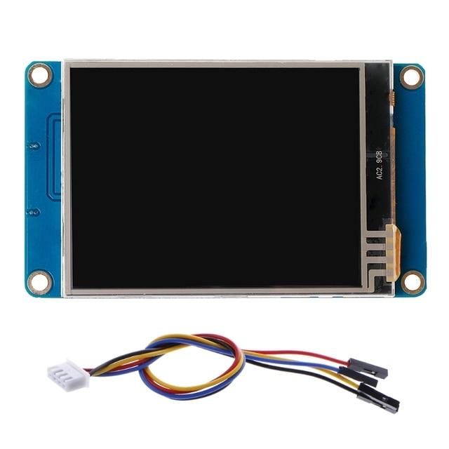 """2.8 """"TJC Màn Hình HMI TFT Màn Hình Hiển Thị LCD Module 320X240 Màn Hình Cảm Ứng Cho Raspberry Pi"""