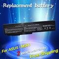 JIGU бесплатная доставка Аккумулятор Для Ноутбука Asus N61J N61Ja N61jq N61jv N61 N61D M50 A32-M50 A32-N61 A33-M50