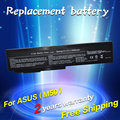 JIGU free shipping Laptop Battery For Asus N61J N61Ja N61jq N61jv N61 N61D M50 A32-N61 A32-M50 A33-M50