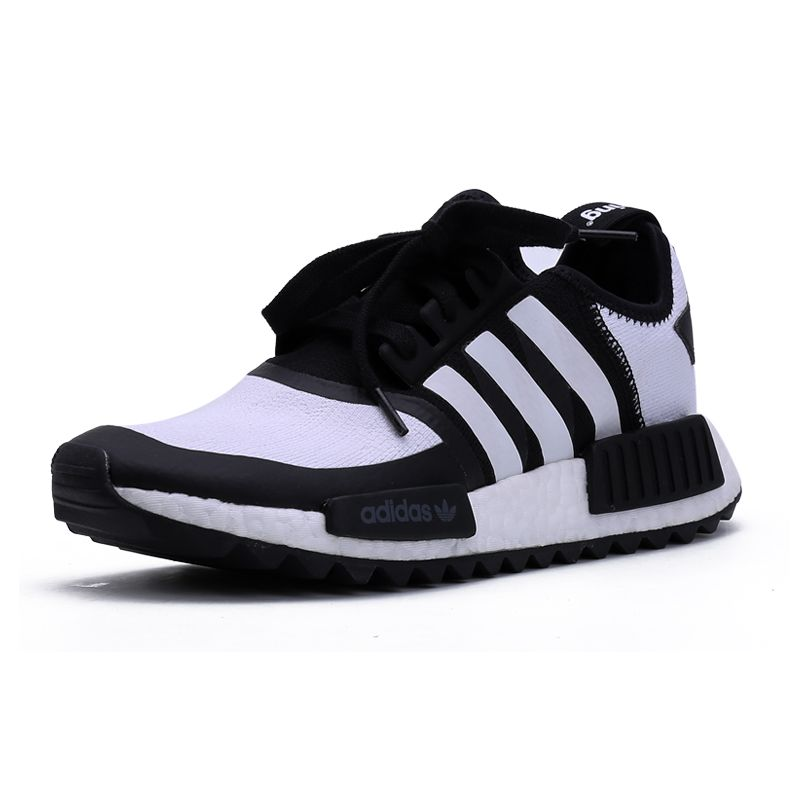 best sneakers 07d21 22127 Adidas New Arrival Offical Originals WM NMD Trail PK Boost Breathable Men's  Running Shoes Sports Sneakers BA7519 BA7518