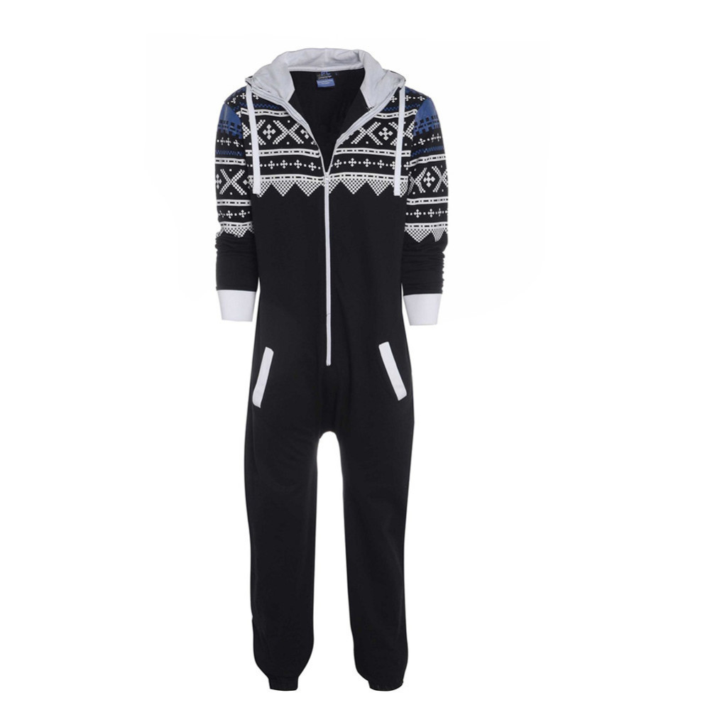 Unisex Pyjamas Adult Pajamas Onesies Men Women One Piece Sleepsuit Sleepwear Casual Lounge Clothes For Christmas Halloween