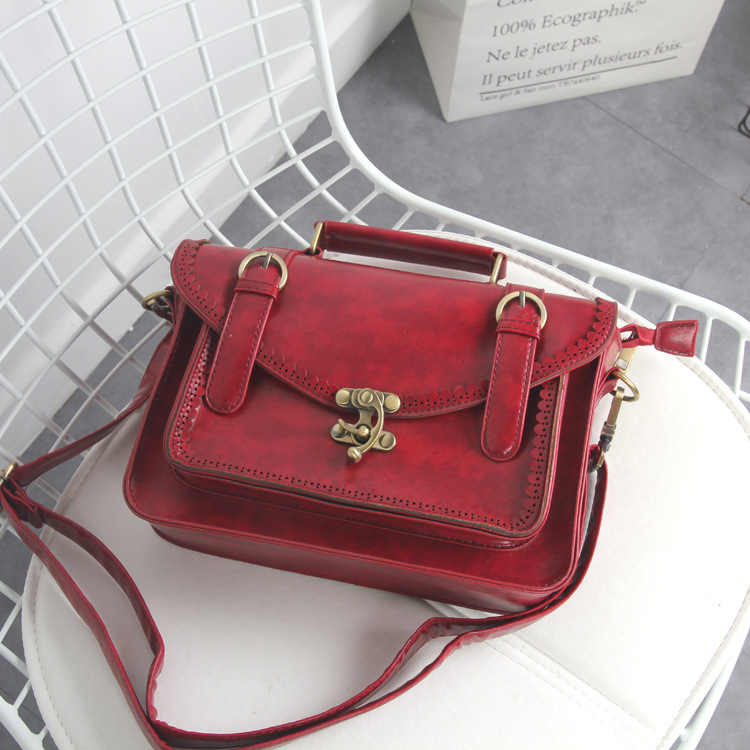 8b8ca1a305a2 US $34.68 |Aliexpress.com : Buy New PU Leather Women Bucket Shoulder Bag  Fashion Panelled Tassel Crossbody Bag Female Messenger Bag Small Handbags  ...