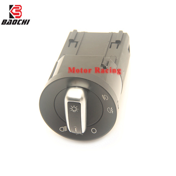 Headlight Light Switch Control 3BD 941 531 3BD941531 for Volkswagen Golf MK4 Passat Bora Polo Beetle VW New Beetle Lupo Sharan image