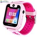 LIGE Лидер продаж детские часы для телефона LBS позиционирование Дистанционное освещение мониторинга SOS умные часы для детей голосовой чат SIM к...