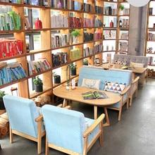 Луи Мода кафе мебель наборы кофе чай магазин стол и стул комбинация