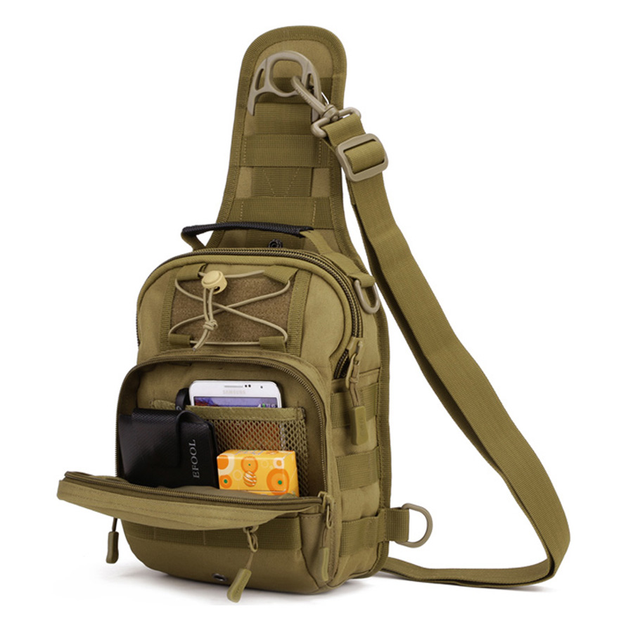 Chest Military Back Tactical