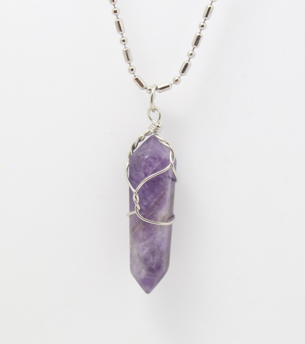 how to wear amethyst stone