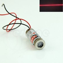 5mW 650nm Red Line Laser Module Focus Adjustable Laser Head 5V Industrial Grade(China)