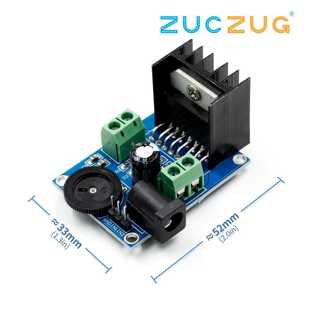 TDA7266 Audio Stereo Amplifier Module Expansion Board For Speaker HIFI Audio Board Dual Channel Amplifier Module