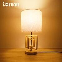 IDERAN Wooden Lights Desk Lamps Table Lamps Indoor Light Modern Latest Design Flexible Memory Function Color