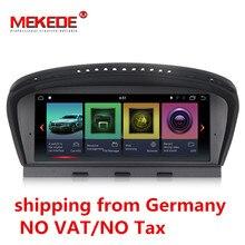 Склад в Германии ID7 2 ГБ + 32 ГБ, Android 7,1 автомобиль радио мультимедиа плеер для BMW 5 серии E60 E61 E63 E64 E90 E91 E92 CCC CIC системы