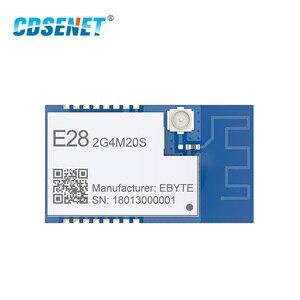 Image 2 - SX1280 100 мВт модуль LoRa 2,4 ГГц беспроводной приемопередатчик E28 2G4M20S SPI большой радиус действия 6 км 2,4 ГГц BLE радиочастотный передатчик 2,4 ГГц приемник