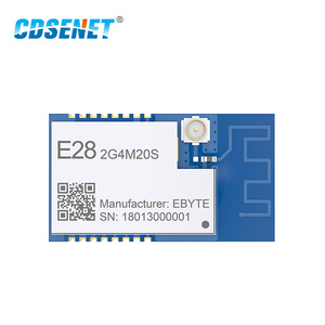 Image 2 - SX1280 100mW LoRa Module 2.4 GHz Wireless Transceiver E28 2G4M20S SPI Long Range 6KM 2.4 ghz BLE rf Transmitter 2.4GHz Receiver