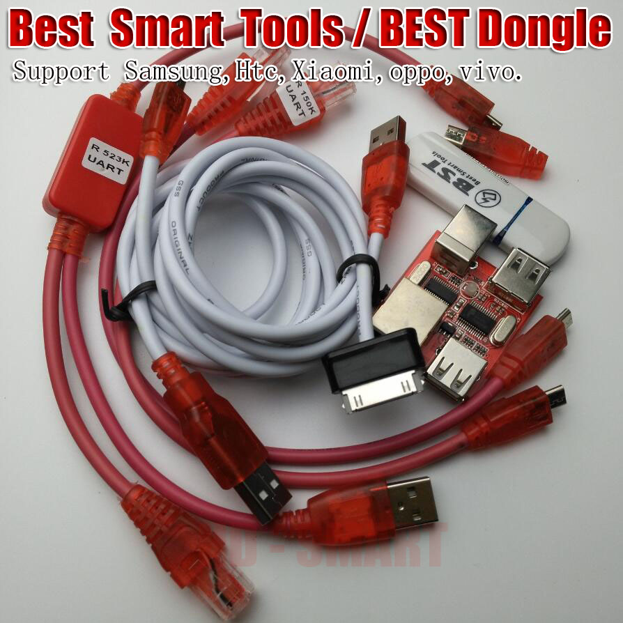 Freeship BST dongle for HTC SAMSUNG xiaomi oppo vivo unlock screen S6 S7  lock repair IMEI record