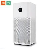 Xiao mi очиститель воздуха 2 S стерилизатор смартфон mi Home приложение управление OLED Wifi Пульт дистанционного управления дым пыль mi jia очиститель в