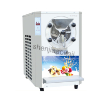 20L/H Commercial Electric Hard Ice Cream Machine Automatic Vertical Ice Cream maker Hard machine/Batch Freezer 220v2800w 1pc