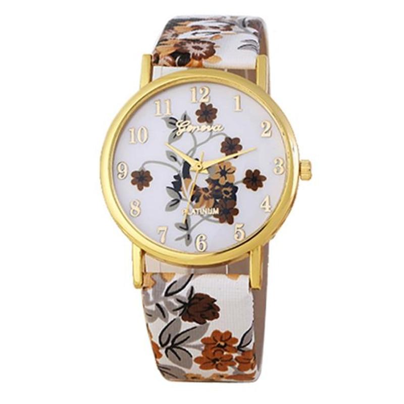 Fashion PU Leather Watch Women Cheap Quartz Watches For Womens Sports Clock Hot Sale Ladies Quartz Watch Girls