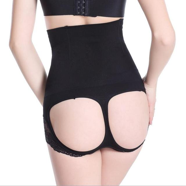 10pcs/lot Sexy body shapers High Waist butt lifter shaper women butt booty lifter with tummy control butt enhancer waist trainer