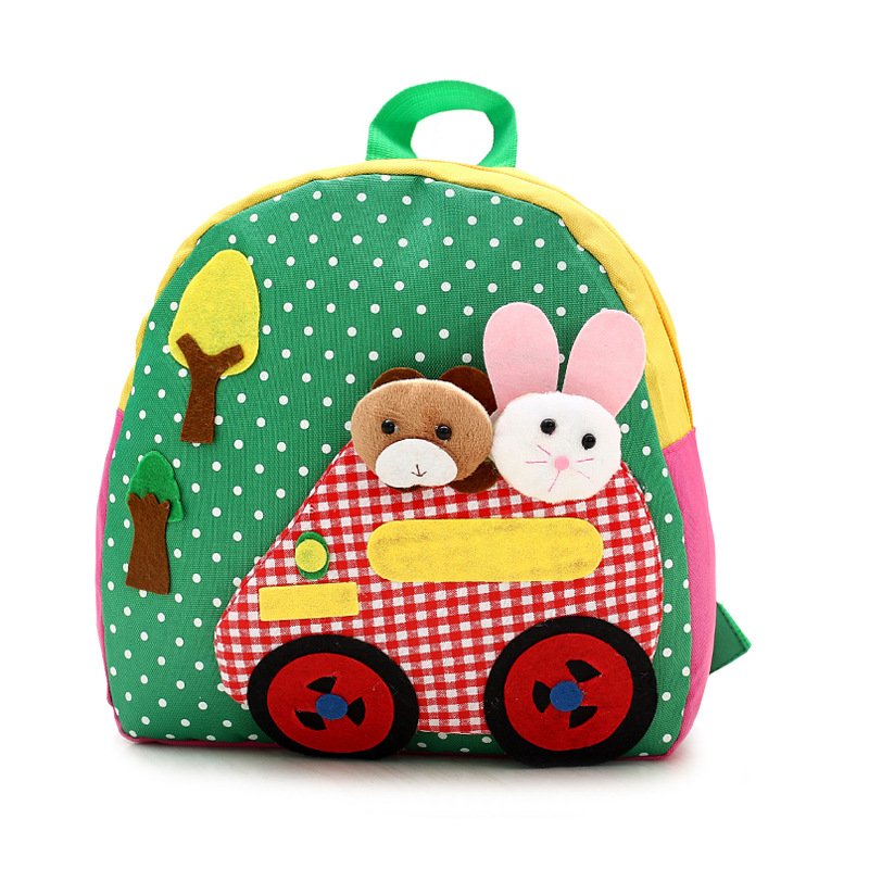 LXFZQ New 3-6 years old Childrens school bag small backpack For Boys/girls cute kids cartoon school satchel mochila infantil