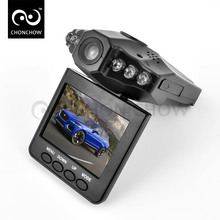 6 LED 2.5 inch LCD Car camera Dash Cam Car DVR Video Recorder with Night Vision Recorder Dvrs Free Shipping