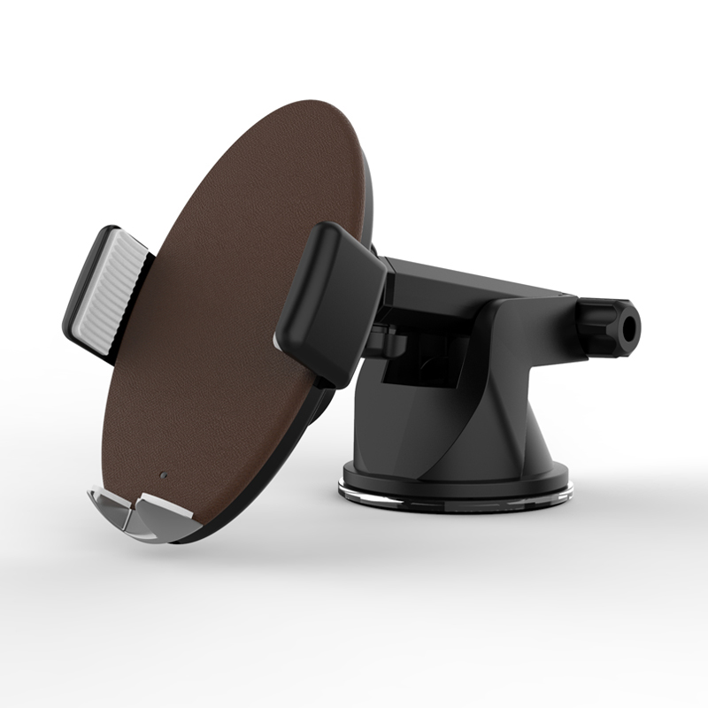 Smart Car Phone Holder Dash Board Holder and Air Vent Holder Version Available Auto Open Close Mobile Stand