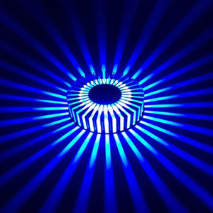 Creative LED Wall Lamp 3W Alum