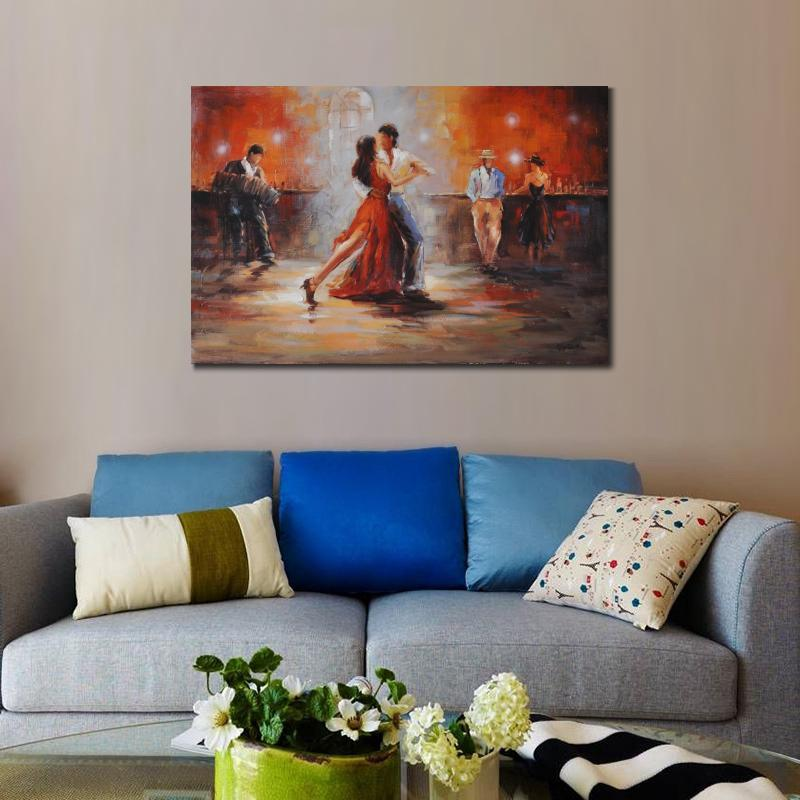 Aliexpress.com : Buy Contemporary Art Abstract Paintings Room With Tango  Willem Haenraets Canvas Oil Painting For Living Room Handmade High Quality  From ... Part 58