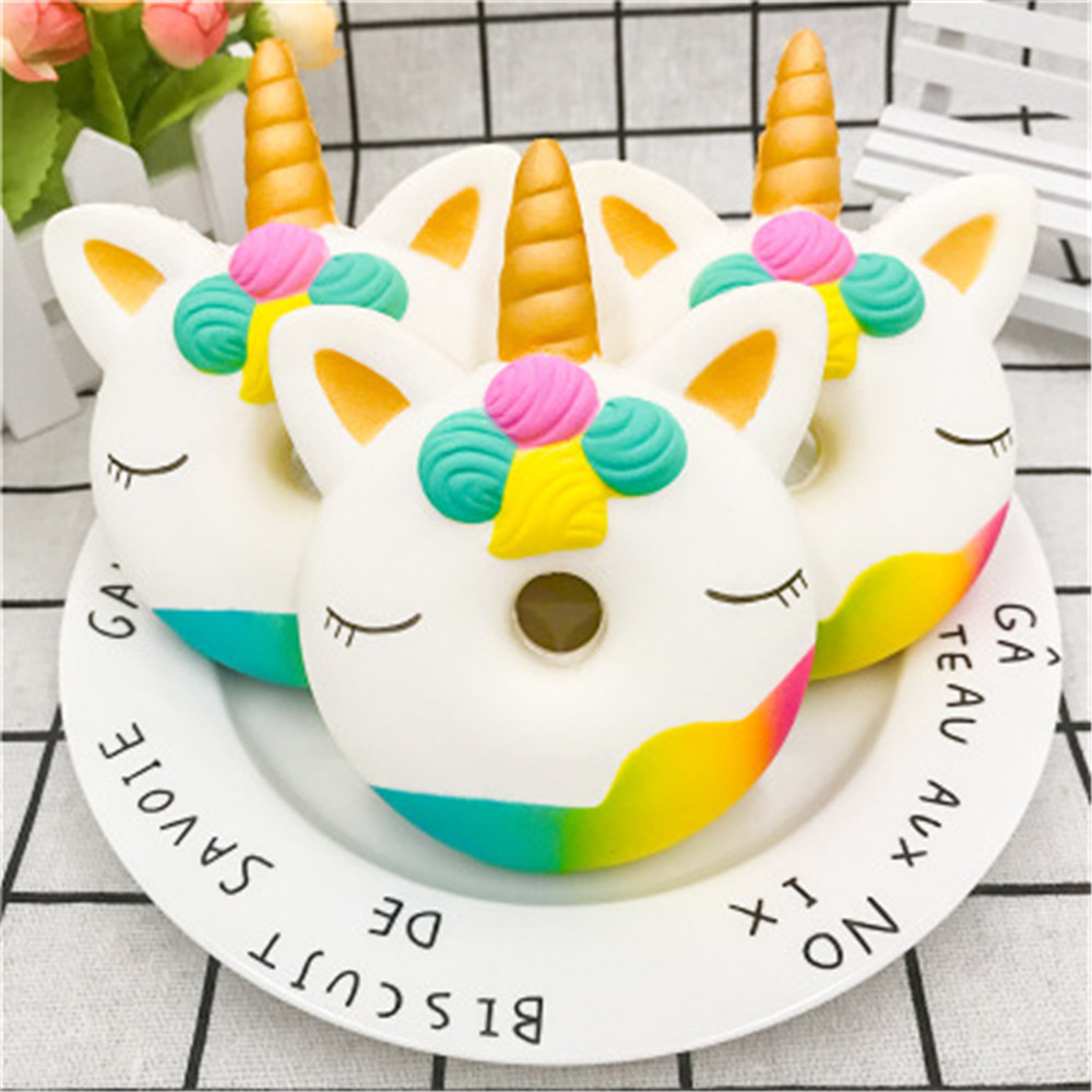 Open-Minded Soft Squishy Ice Cream Cake Food Fun Stress Relief Toy Kawaii Gift Novelty Squeeze Slow Rising Toys Squeeze Squishes Toy Lanyard Cellphones & Telecommunications