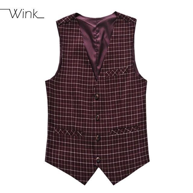 Men Suit Vest Fashion Casual Wedding Formal Business Suits Blazer Costume Vest Plus Size 6XL Fashion Brand Superior Tuxedo J301