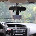 Автомобильный Телефон Крепление Зеркало Заднего вида Держатель Подставки Универсальный Телефон Держатель для iPhone 6 S 7 Plus для Samsung Galaxy S5 S6 S7 Huawei P8