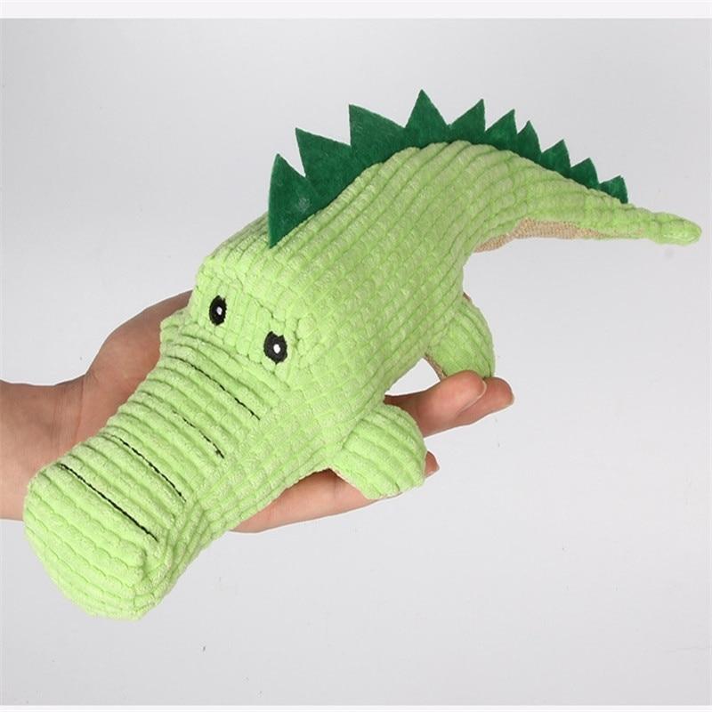 Small Baby Children Crocodile Alligator 31CM Model Toy Action Figures Green