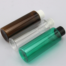 120ml Small Essential Oil Bottle With Plastic Lid,120ml Bottle, Brown Vials, Pet Empty Container
