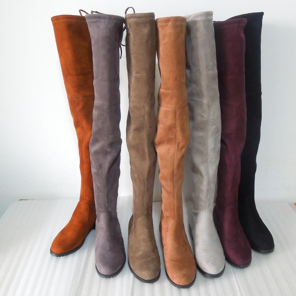 Online Get Cheap Thigh High Boots Women -Aliexpress.com | Alibaba ...