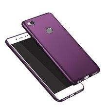 Luxury Ultra Thin Phone Case For Redmi4X 4X 5.0 Hard Plastic Slim Matte Back Cover Cases Xiaomi Redmi 4x Pro Prome Bags