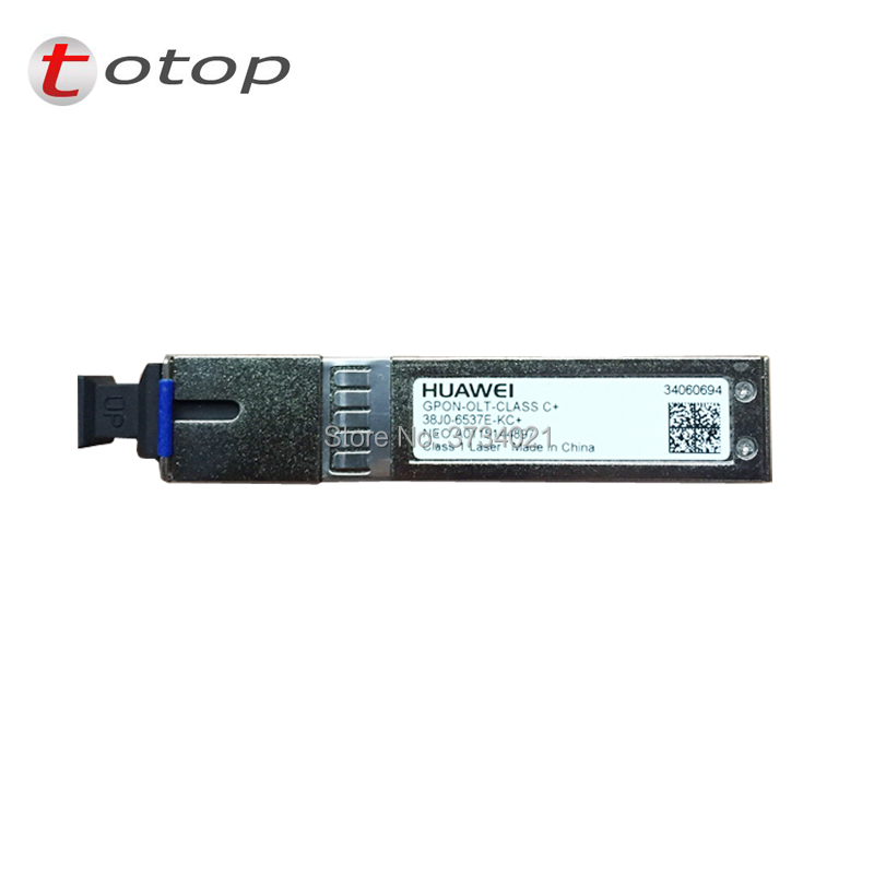 Original Hua wei GPON OLT Class C+ SFP Modules For MA5680T MA5600T MA5603T MA5683T <font><b>MA5608T</b></font> IN STOCK image