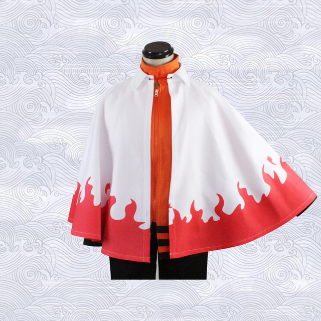 Seventh Hokage Cloak
