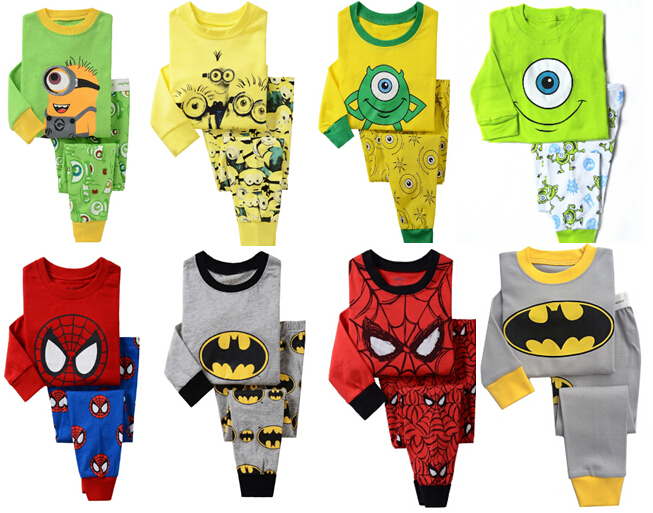 Popular 4t Minion Pajamas-Buy Cheap 4t Minion Pajamas lots from ...