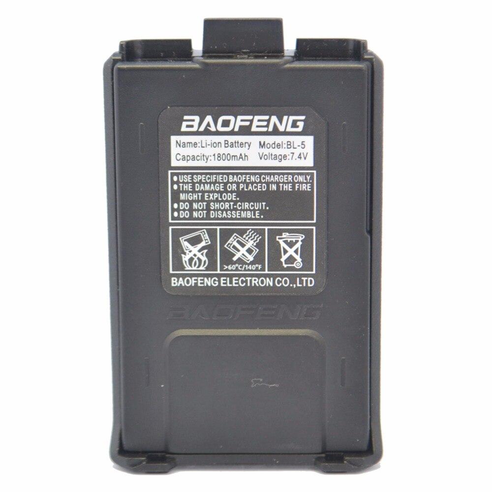 Baofeng Batterie camouflage 7.4 v/1800 mah Batterie Rechargeable pour Baofeng UV 5R 5RA 5RB 5RC 5RD 5RE deux radio bidirectionnelle