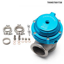 V38 Vband MVS Wastegate 38mm v-band MV-S חיצוני פסולת שער TKWST001T38(China)